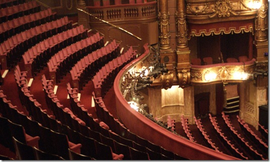 London Theaters' Guide for Travelers
